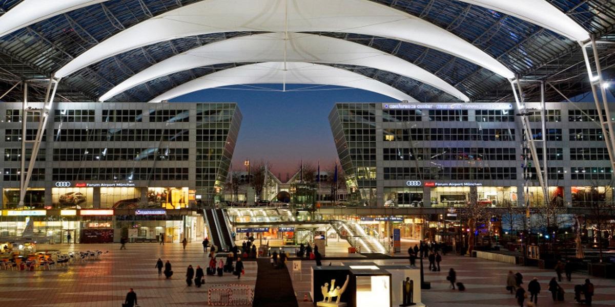 Добраться в Зельден из аэропорта Мюнхена