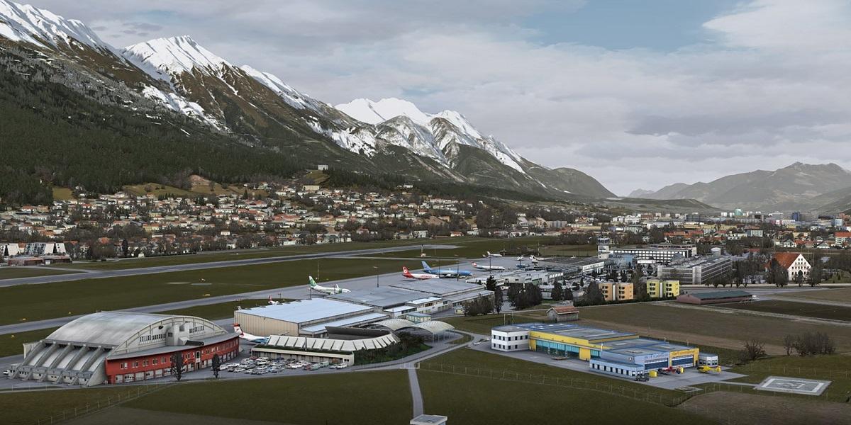 Добраться в Зельден из аэропорта Инсбрука