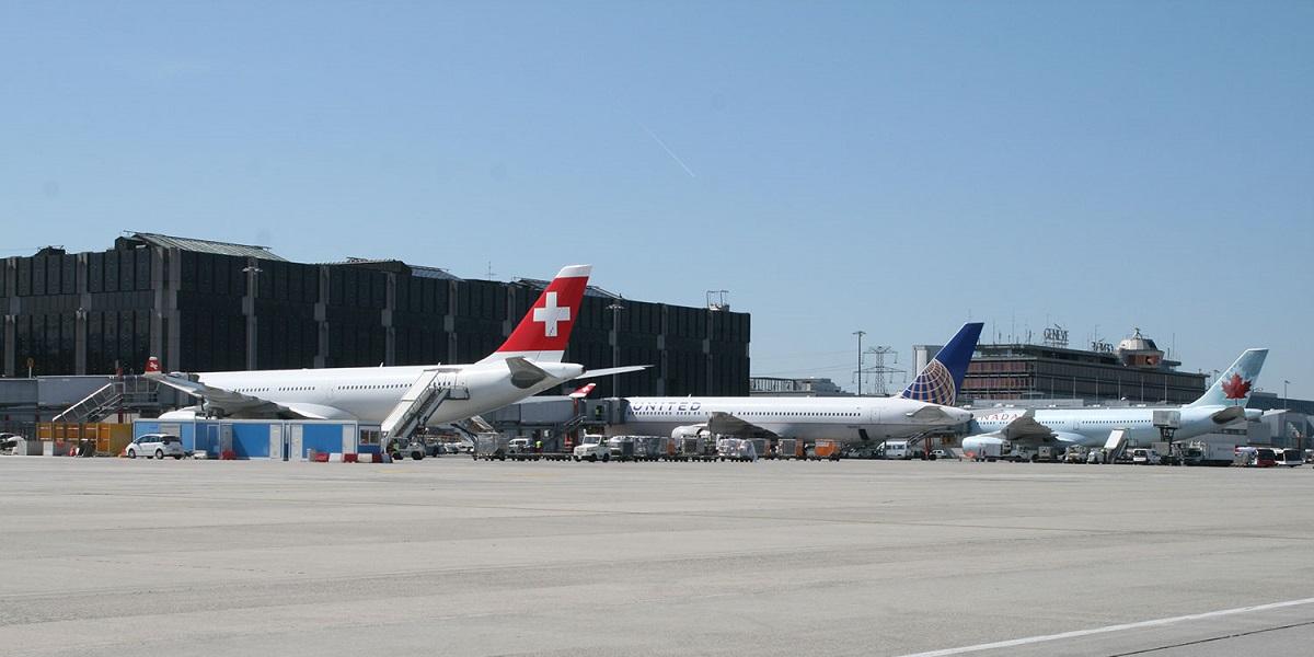 Добраться в Шамони из аэропорта Женевы