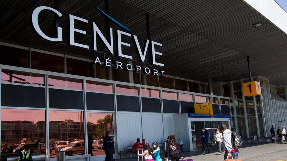 Добраться из аэропорта Женевы в Куршевель