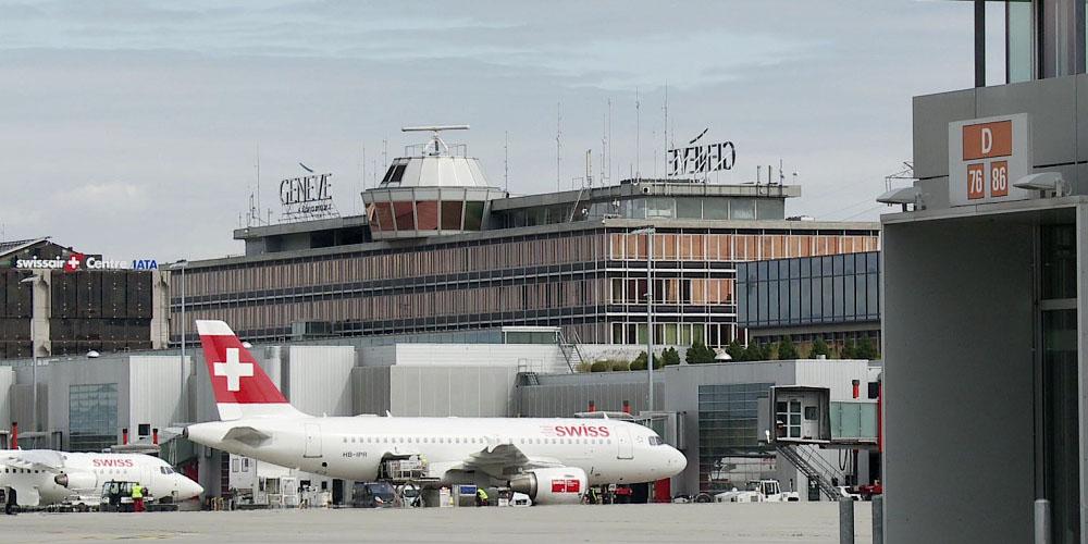 Аэропорт Женевы