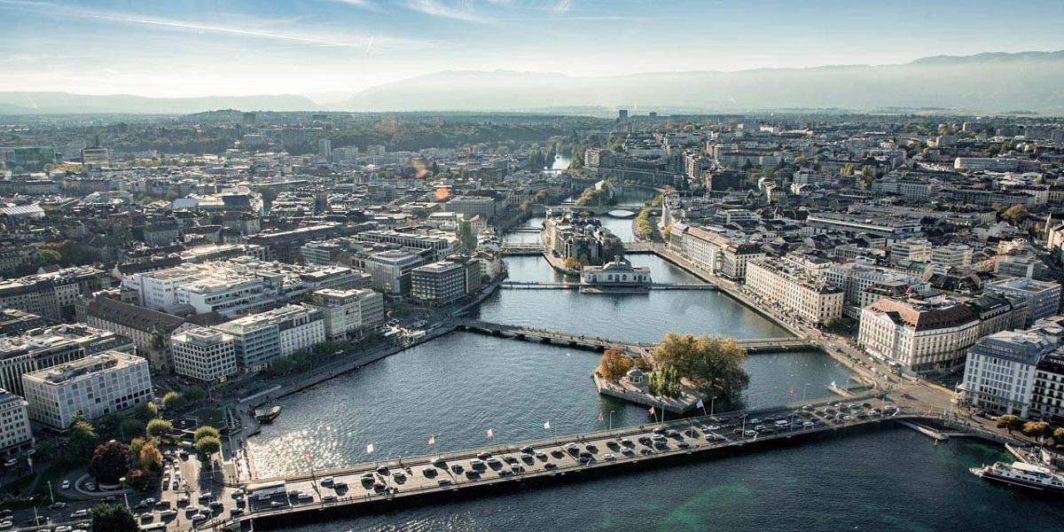 Поездки и экскурсии в Женеву