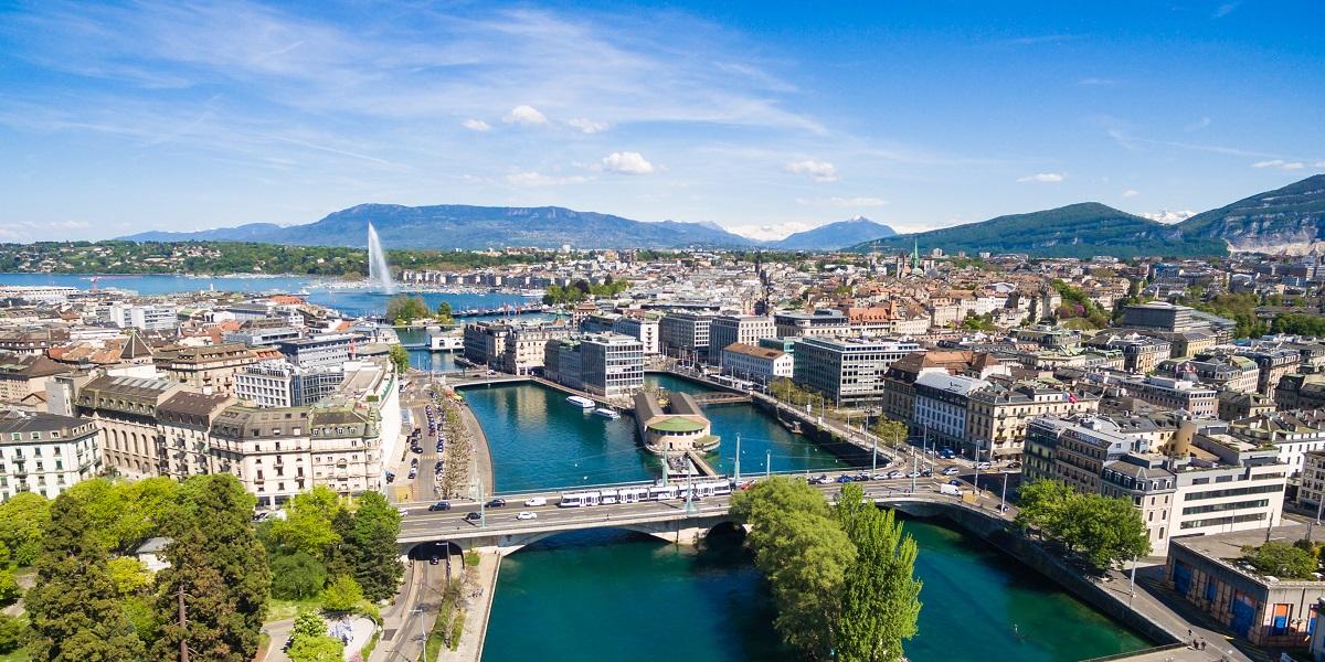 Экскурсия в Женеву из горнолыжных курортов Франции и Швейцарии