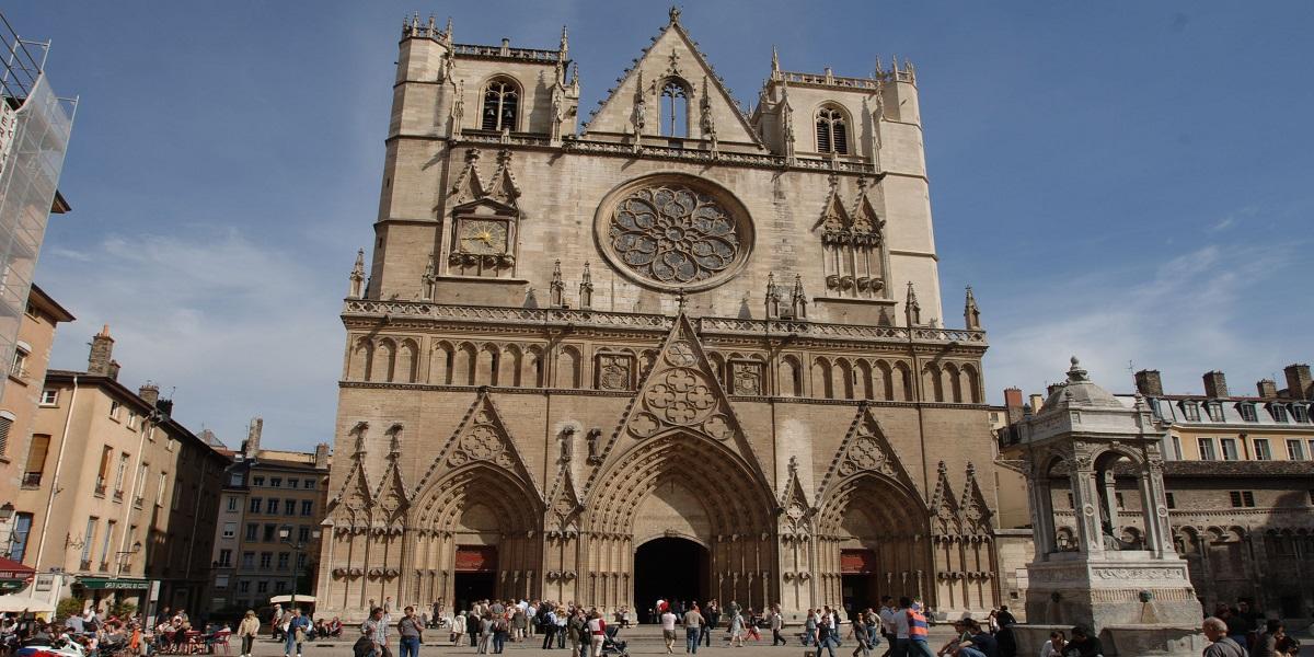 Кафедральный собор в Лионе