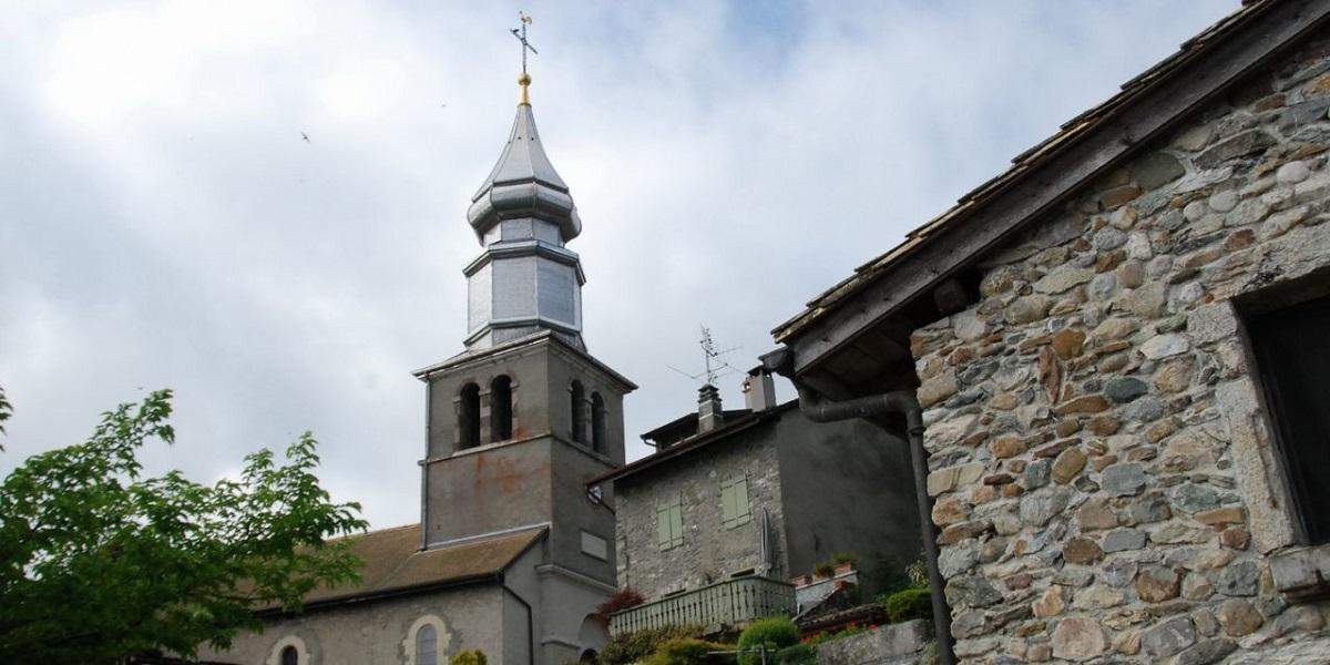Церковь Святого Панкраса Ивуар