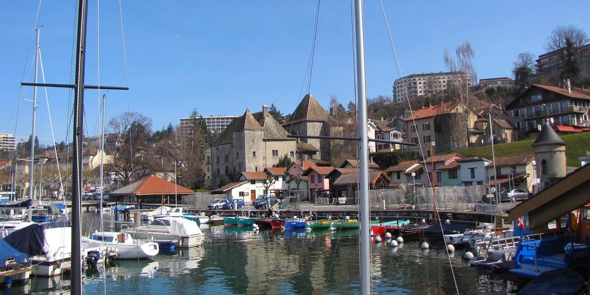 Экскурсия с гидом в Тонон-ле-Бен (Thonon-les-Bains)