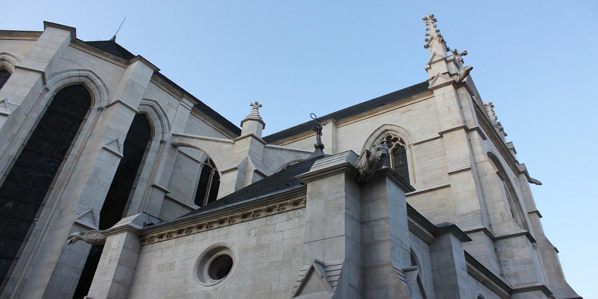 Церковь Святого Павла в Тонон-ле-Бен