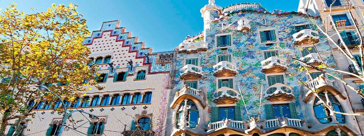 Экскурсия Дом Бальо Гауди в Барселоне