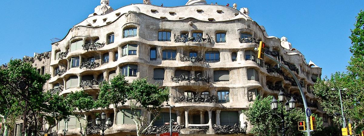 Экскурсия Дом Мила Гауди в Барселоне