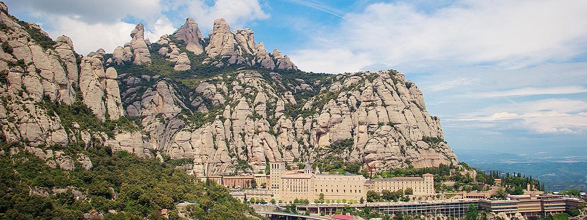 Экскурсия в Монастырь Монтсеррат