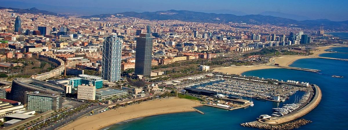 Экскурсия в Олимпийский порт в Барселоне