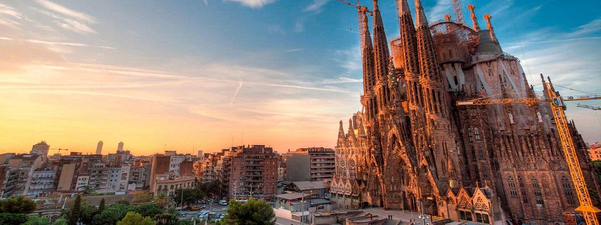 Экскурсия Храм Саграда де Фамилия в Барселоне