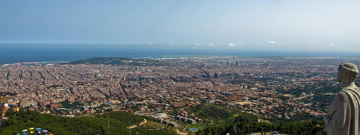 Экскурсия на Гору Тибидабо в Барселоне